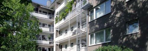 ID 321: Жилое здание в Мюнхене