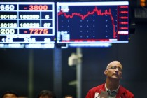 Padenie indeksa S&P 500 stalo samyim bolshim za sem nedel